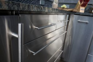 Stainless Steel Drawer Cabinet